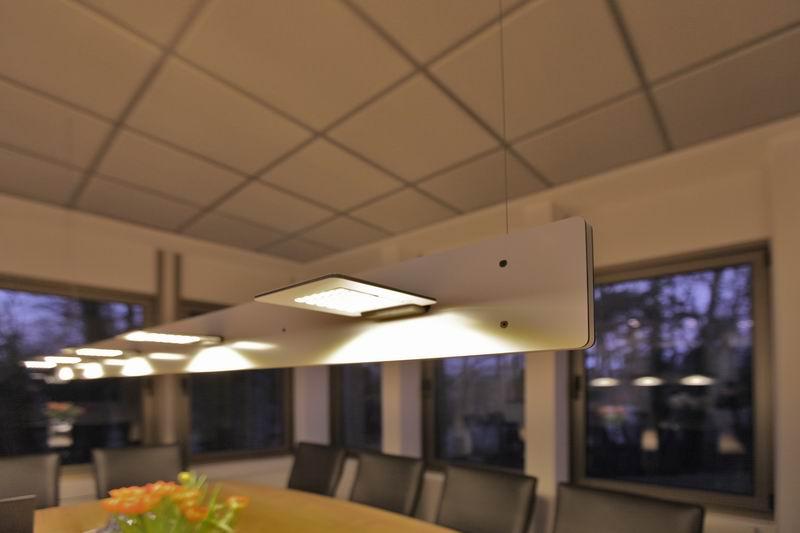 elektrische verfahrbare LED Leuchte