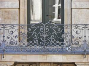 geschmiedeter Balkon (10)