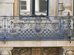 geschmiedeter Balkon (11)