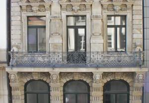 geschmiedeter Balkon (12)