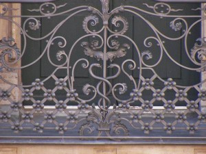 geschmiedeter Balkon (14)