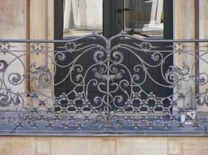 geschmiedeter Balkon (15)