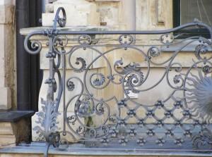 geschmiedeter Balkon (16)