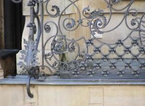 geschmiedeter Balkon (17)