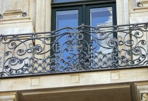 geschmiedeter Balkon (3)