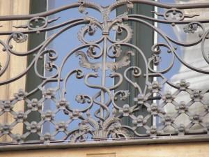geschmiedeter Balkon (4)