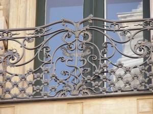 geschmiedeter Balkon (6)