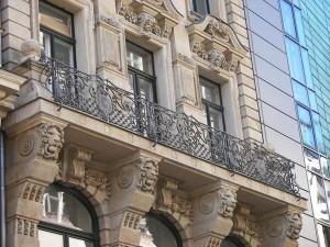 geschmiedeter Balkon (8)