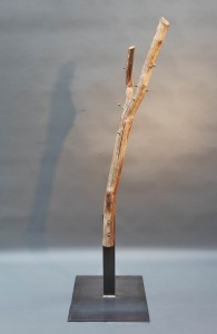 Holz Garderobe (1)
