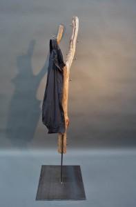 Holz Garderobe (5)