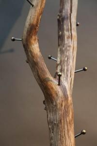 Holz Garderobe (7)