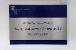 Safety Award 2011 (1)