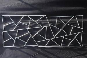 Balkonbrüstung Schmitzstruktur (1)