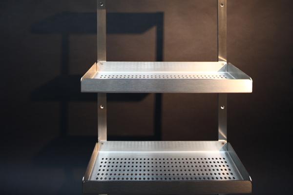 Küchenregal aus Edelstahl – Unser 150er Blog Beitrag | metallgestaltung