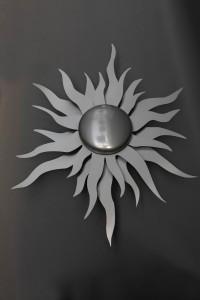 Sonne aus Edelstahhl (1)