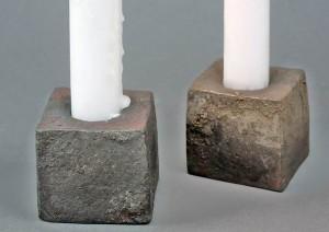 Kerzenleuchter geschmiedet (2)