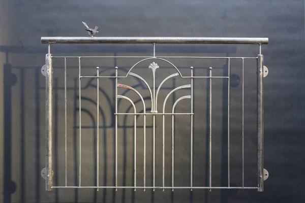 franz. Balkon geschmiedet (1)