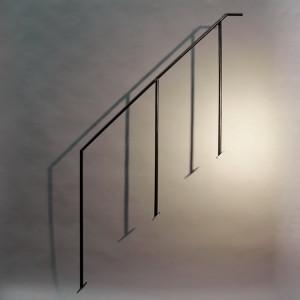Treppengeländer aus Vollmaterial (1)