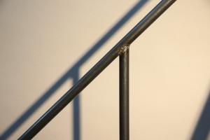 Treppengeländer aus Vollmaterial (5)